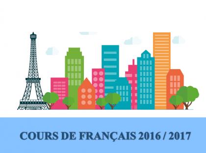 cours de fr 2016 2017