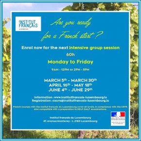 spring 2018 intensive group sessions